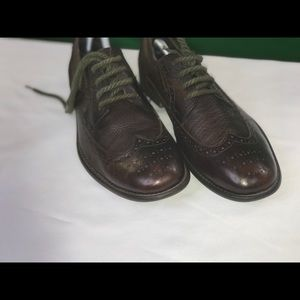 Kenneth Cole Reaction Men's Contemporary Wing Tip